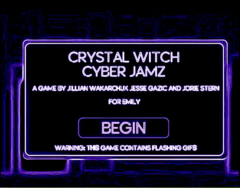 Crystal Witch Cyber Jamz