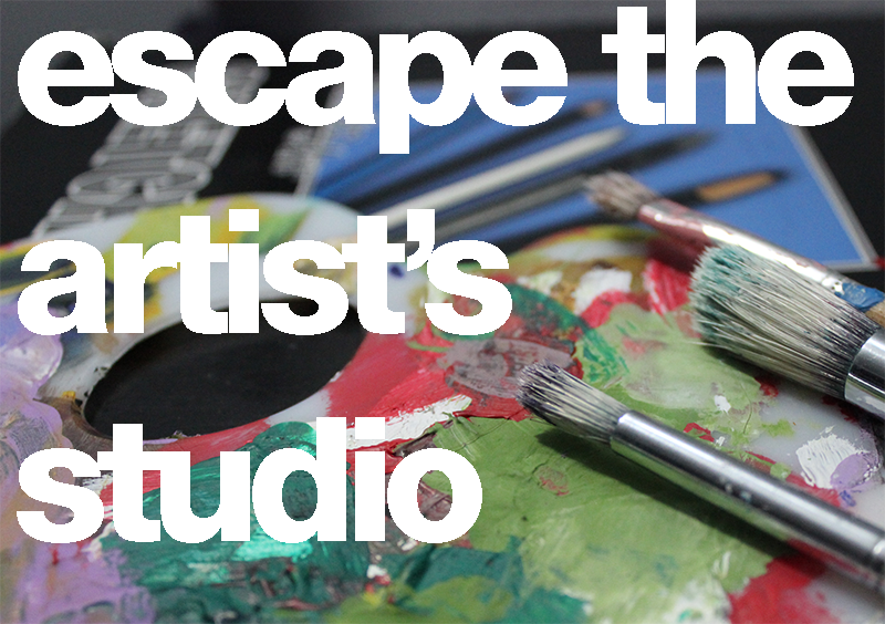 Escape the Artist's Studio