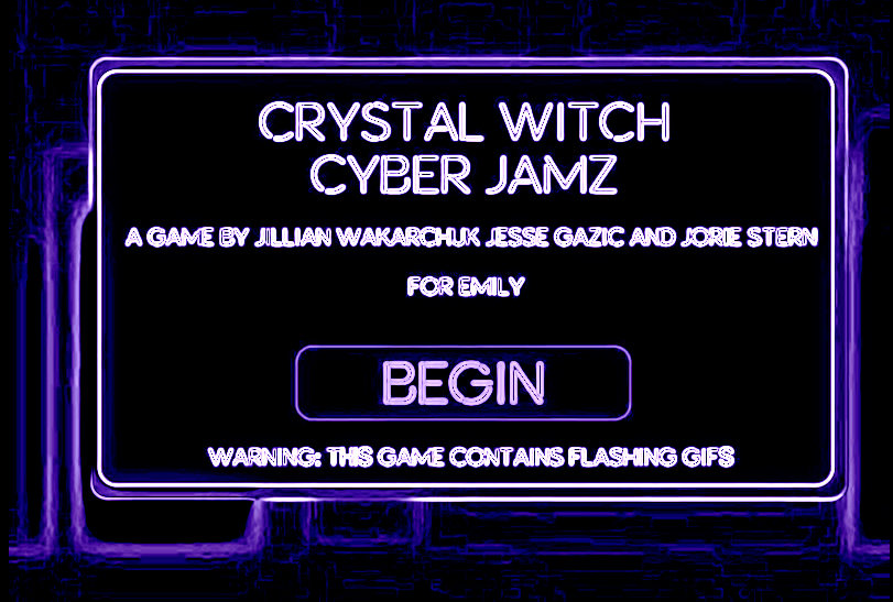 Play Crystal Witch Cyber Jamz